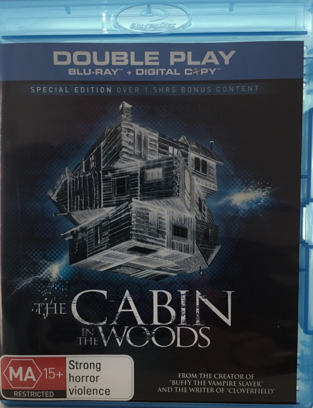 The Cabin In The Woods 2012 Review The To Watch Pile