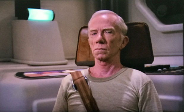 Galaxy of Terror: Ray Walston... my favourite!