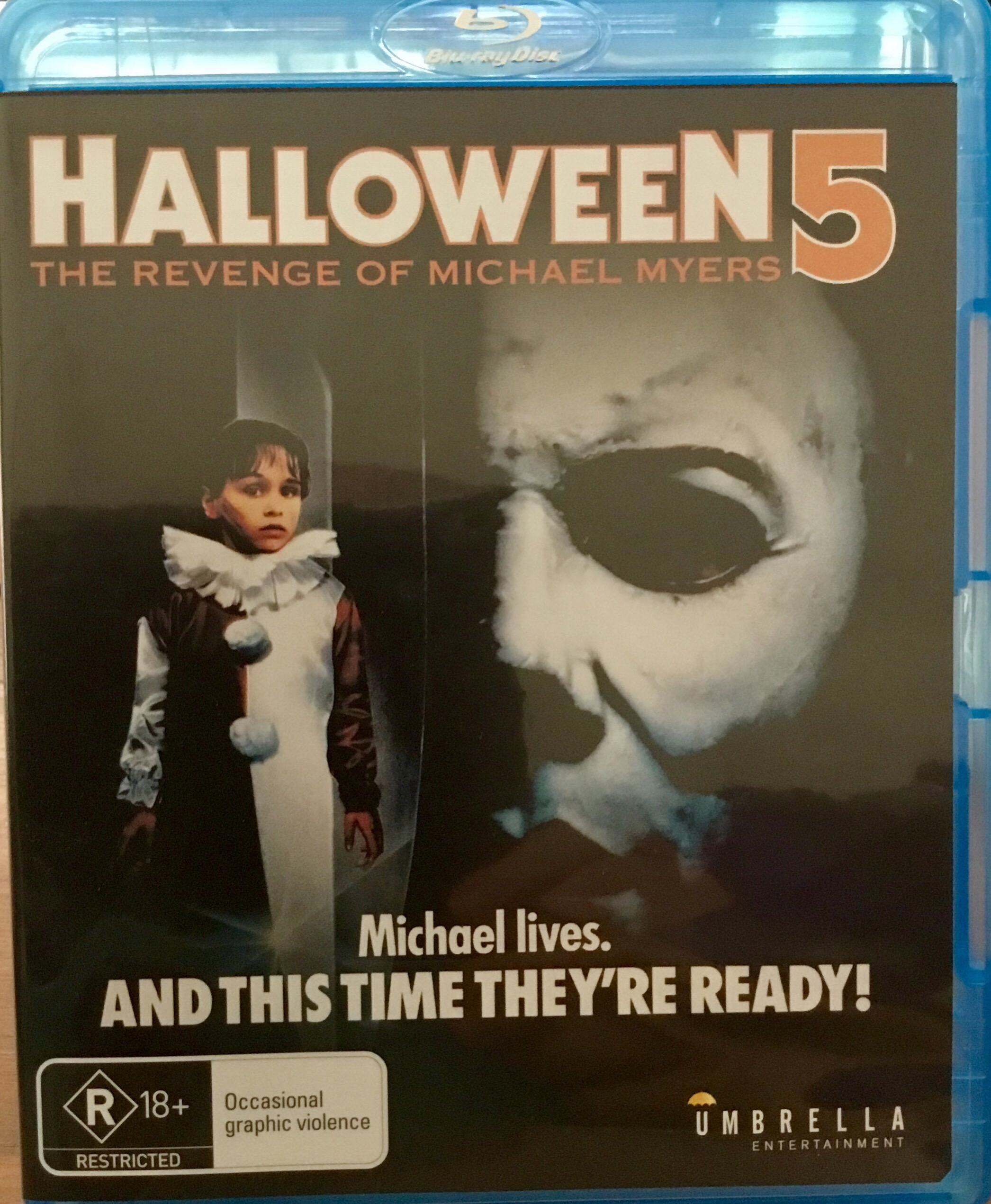 Halloween 5: The Revenge of Michael Myers (1989) | The To Watch Pile