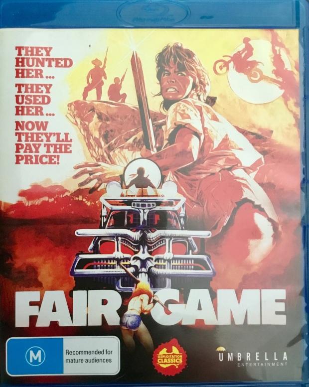 fair game 1986 cast