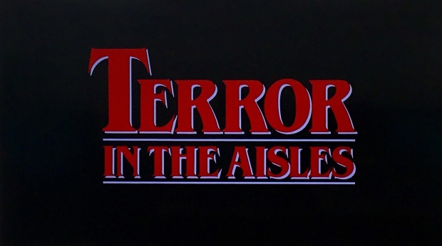 The Terror in the Aisles Masthead
