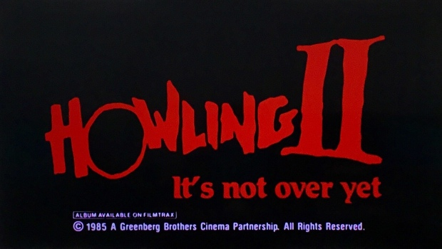 The Howling 2 Masthead
