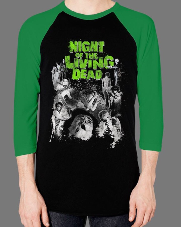 Fright Rags Latest Collection – Night of the Living Dead